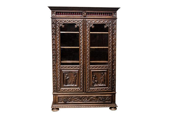 Бретонский шкаф в стиле Бретонский под заказ