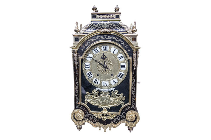 Часы Boulle в стиле Буль под заказ