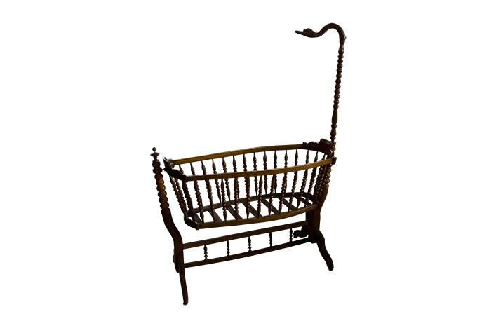 Людовик XIII Детская кроватка под заказ