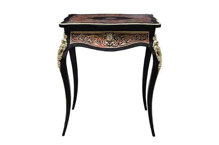 Игорный стол в стиле Буль под заказ