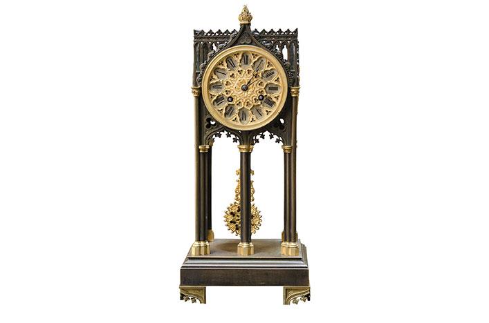 Готические часы под заказ